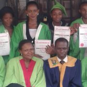 Fullness of Christ Bible School graduation