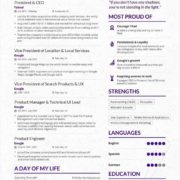 heres the full marissa mayer resume it just goes to show that you can fit all of the necessary information about your career onto a single page - Marissa Mayer Resume