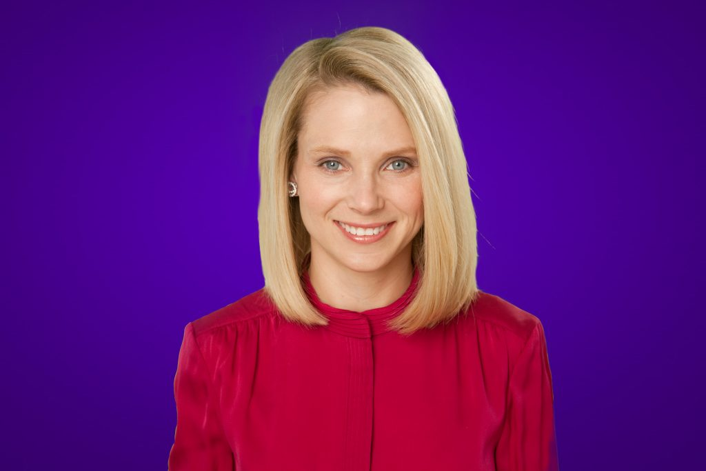 The Marissa Mayer Resume – A Revolutionary One-Page CV – Take Charge ...