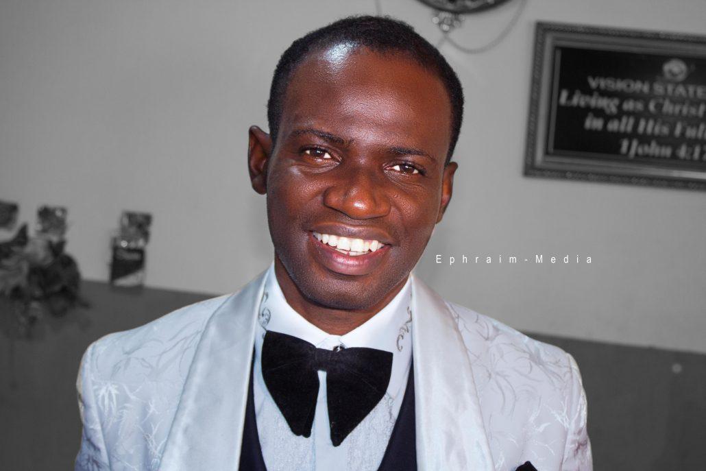pastor Uchechukwu Patrick